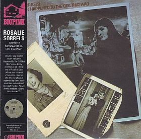 ROSALIE SORRELS / WHATEVER HAPPENED TO THE GIRL THAT WAS の商品詳細へ