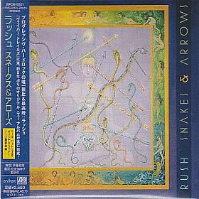 RUSH / SNAKES AND ARROWS の商品詳細へ
