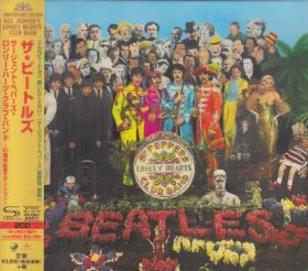 BEATLES / SGT. PEPPER'S LONELY HEARTS CLUB BAND の商品詳細へ