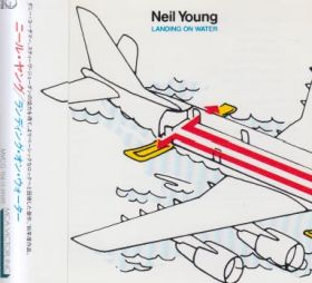 NEIL YOUNG / LANDING ON WATER の商品詳細へ