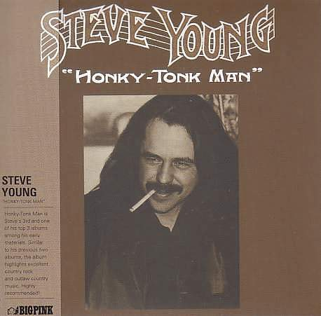 STEVE YOUNG / HONKY-TONK MAN の商品詳細へ
