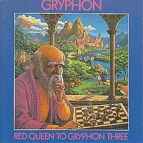 GRYPHON / RED QUEEN TO GRYPHON THREE の商品詳細へ