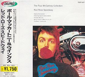PAUL McCARTNEY & WINGS / RED ROSE SPEEDWAY の商品詳細へ