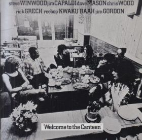 TRAFFIC / WELCOME TO THE CANTEEN の商品詳細へ