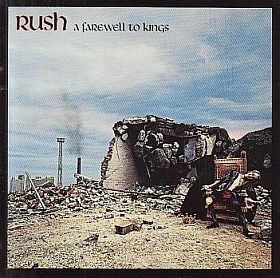 RUSH / A FAREWELL TO KINGS の商品詳細へ