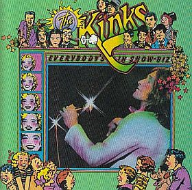 KINKS / EVERYBODY'S IN SHOW BIZ の商品詳細へ