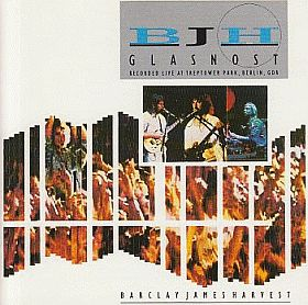 BARCLAY JAMES HARVEST / GLASNOST の商品詳細へ