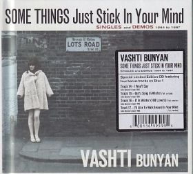 VASHTI BUNYAN / SOME THINGS JUST STICK IN YOUR MIND の商品詳細へ