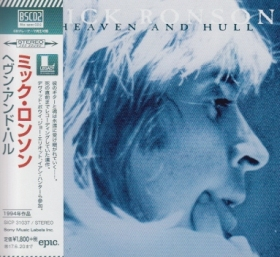 MICK RONSON / HEAVEN AND HULL の商品詳細へ
