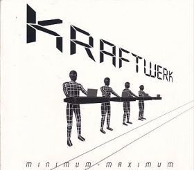 KRAFTWERK / MINIMUM-MAXIMUM の商品詳細へ