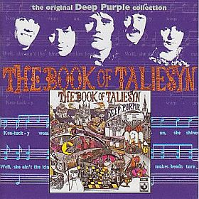 DEEP PURPLE / BOOK OF TALIESYN の商品詳細へ
