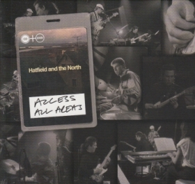 HATFIELD & THE NORTH / ACCESS ALL AREAS の商品詳細へ