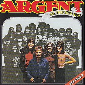 ARGENT / ALL TOGETHER NOW の商品詳細へ