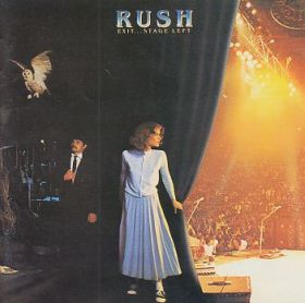 RUSH / EXIT...STAGE LEFT (CD) の商品詳細へ