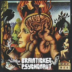 BRAINTICKET / PSYCHONAUT の商品詳細へ