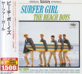 BEACH BOYS / SURFER GIRL の商品詳細へ