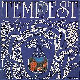TEMPEST / LIVING IN FEAR の商品詳細へ