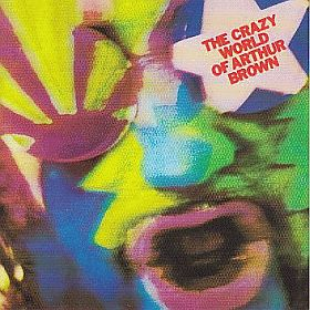 CRAZY WORLD OF ARTHUR BROWN / CRAZY WORLD OF ARTHUR BROWN の商品詳細へ