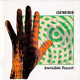 GENESIS / INVISIBLE TOUCH の商品詳細へ