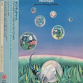 CLEARLIGHT / FOREVER BLOWING BUBBLES の商品詳細へ