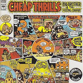 BIG BROTHER & THE HOLDING COMPANY / CHEAP THRILLS の商品詳細へ