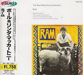 PAUL McCARTNEY / RAM の商品詳細へ