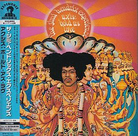 JIMI HENDRIX EXPERIENCE / AXIS: BOLD AS LOVE の商品詳細へ