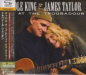CAROLE KING &  JAMES TAYLOR / LIVE AT THE TROUBADOUR の商品詳細へ