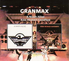 GRANMAX / A NINTH ALIVE and KISS HEAVEN GOODBYE の商品詳細へ