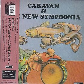 CARAVAN / CARAVAN AND THE NEW SYMPHONIA の商品詳細へ