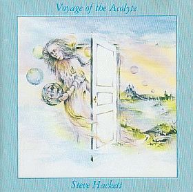 STEVE HACKETT / VOYAGE OF THE ACOLYTE の商品詳細へ