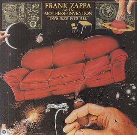 FRANK ZAPPA & THE MOTHERS OF INVENTION / ONE SIZE FITS ALL の商品詳細へ