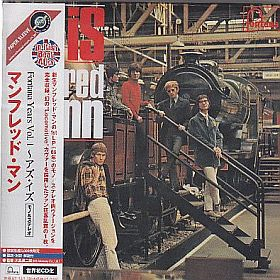 MANFRED MANN / AS IS の商品詳細へ