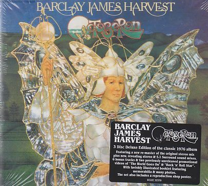 BARCLAY JAMES HARVEST / OCTOBERON の商品詳細へ