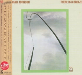 MICHAEL JOHNSON / THERE IS A BREEZE の商品詳細へ