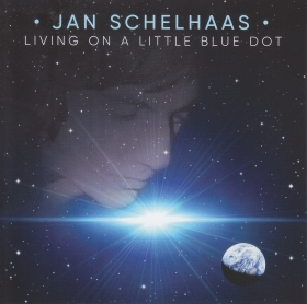 JAN SCHELHAAS / LIVING ON A LITTLE BLUE DOT の商品詳細へ