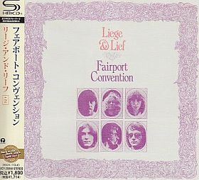 FAIRPORT CONVENTION / LIEGE AND LIEF の商品詳細へ
