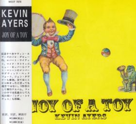 KEVIN AYERS / JOY OF A TOY の商品詳細へ