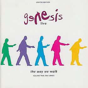 GENESIS / LIVE / THE WAY WE WALK VOLUME TWO: THE LONGS の商品詳細へ