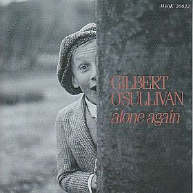 GILBERT O'SULLIVAN / ALONE AGAIN の商品詳細へ