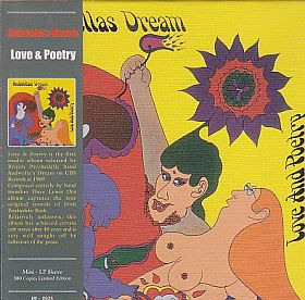 ANDWELLAS DREAM / LOVE AND POETRY の商品詳細へ
