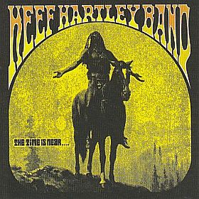 KEEF HARTLEY BAND / TIME IS NEAR の商品詳細へ