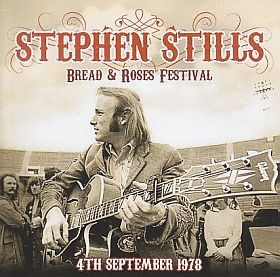 STEPHEN STILLS / BREAD AND ROSES FESTIVAL: 4TH SEPTEMBER 1978 の商品詳細へ