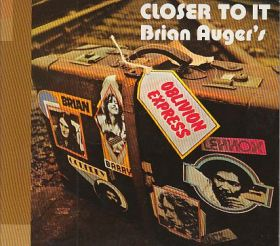 BRIAN AUGER'S OBLIVION EXPRESS / CLOSER TO IT ! の商品詳細へ