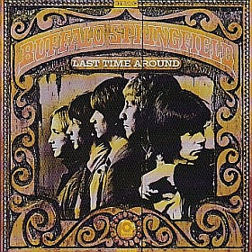 BUFFALO SPRINGFIELD / LAST TIME AROUND の商品詳細へ