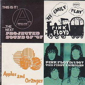 PINK FLOYD / 1967 THE FIRST 3 SINGLES の商品詳細へ