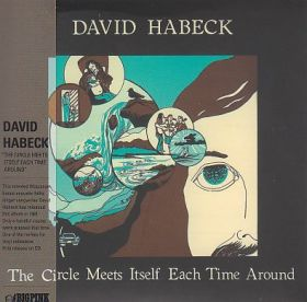 DAVID HABECK / CIRCLE MEETS ITSELF EACH TIME AROUND の商品詳細へ