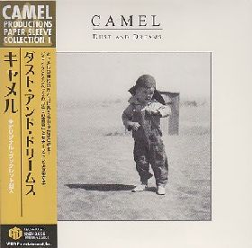 CAMEL / DUST AND DREAMS の商品詳細へ