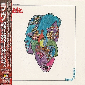 LOVE / FOREVER CHANGES の商品詳細へ