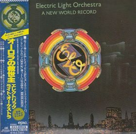 ELO(ELECTRIC LIGHT ORCHESTRA) / A NEW WORLD RECORD の商品詳細へ